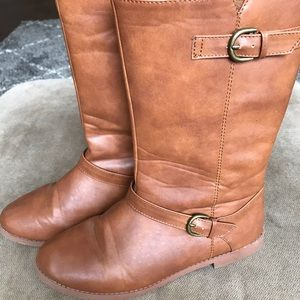 Crazy 8 size 5 kids Riding Boots GUC!!!!